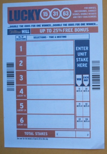 Ladbrokes lucky 15 betting slip images italy brazil betting preview goal